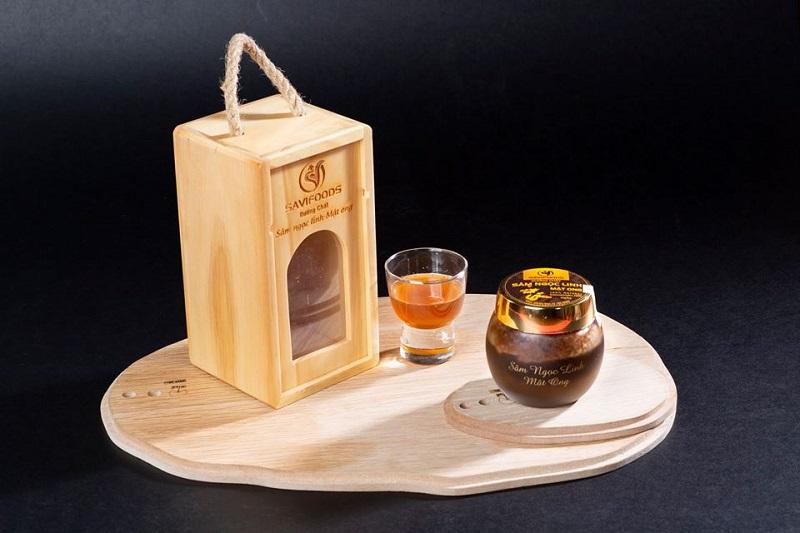 Hướng dẫn sử dụng dưỡng chất sâm Ngọc Linh mật ong
